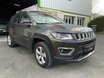 occasion Jeep Compass 1.4 TURBO 2WD 140CV LIMITED *GARANTIE 12MOIS