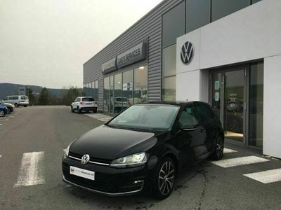 occasion VW Golf 2.0 TDI 150ch BlueMotion Technology FAP Carat Exclusive DSG6