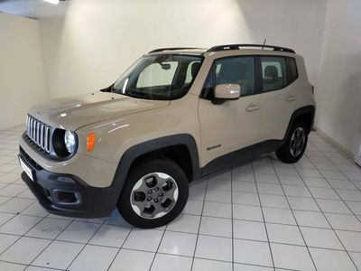 occasion Jeep Renegade 2.0 I MultiJet S&S 140 ch 4x4 Limited