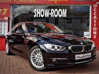 occasion BMW 316 D BOITE AUTO LUXURY CUIR GPS XENON LED CAMERA