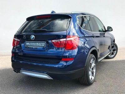 occasion BMW X3 Xdrive28ia 245ch Xline