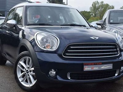 occasion Mini One Countryman 98ch Pack Chili
