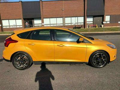 occasion Ford Focus 2.0 TDCi 115 FAP Titanium Powershift A