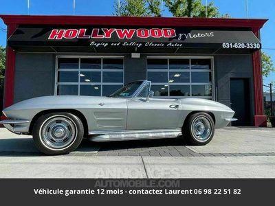 occasion Chevrolet Corvette C2 V8 1964 prix tout compris