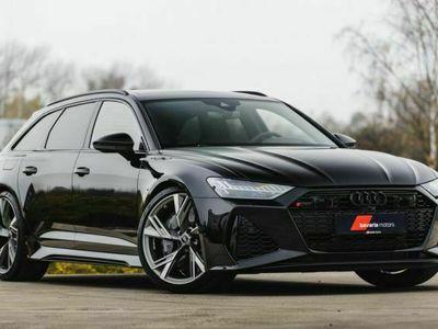 occasion Audi RS6 Avant 4.0 V8 *CERAMIC* DYNAMIC PLUS*Mythos Black