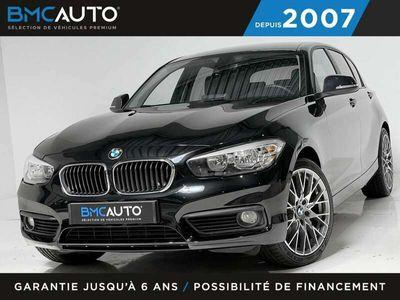 occasion BMW 116 116 Serie 1 D 09/2018 Gps/Tel/Clim/Regul 1°Main