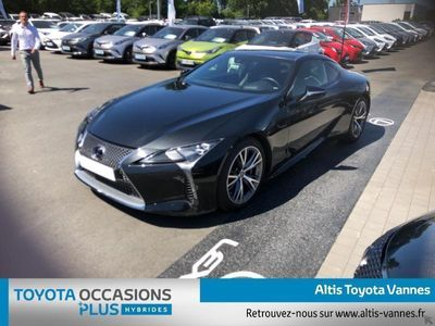 occasion Lexus LC 500 359ch Executive Multi-Stage Hybrid Euro6d-T