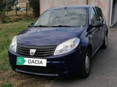 occasion Dacia Sandero 1.4 MPI 75
