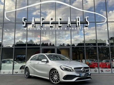occasion Mercedes 180 7G-DCT 1.6 122 AMG Line Edition WhiteART