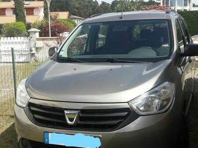 occasion Dacia Lodgy 1.2 TCe 115 5 places Silver Line