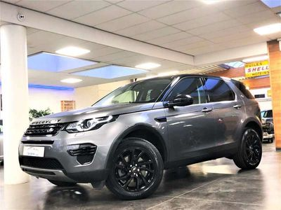 occasion Land Rover Discovery Sport 2.0 TD4 SE Dynamic / 7-Plaatsen / Full Option /