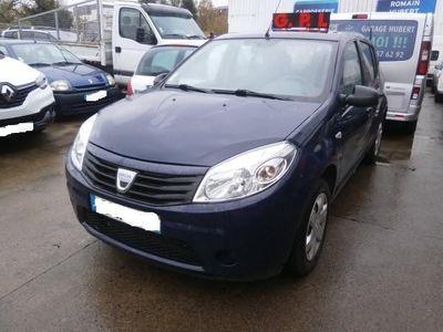 occasion Dacia Sandero Ambiance 1.4 MPI 75 GPL eco2