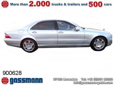 occasion Mercedes S600L (2003)