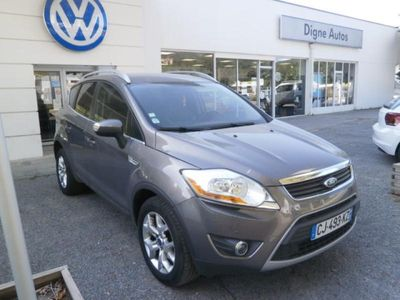 occasion Ford Kuga 2.0 Tdci 140ch Fap Trend 4x2