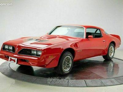 occasion Pontiac Firebird Trans AM 1977 - V8 6.6L - Boite Auto
