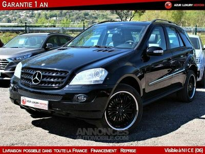 occasion Mercedes ML320 ClasseV6 4 MATIC 224 CV SPORT