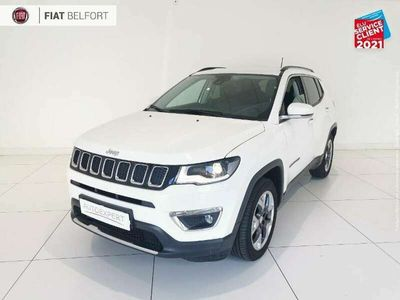 occasion Jeep Compass 1.6 MultiJet II 120ch Limited 4x2 117g GPS