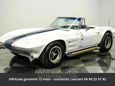occasion Chevrolet Corvette C2 327 v8 1963 prix tout compris
