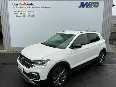occasion VW T-Cross - 1.0 TSI 115ch First Edition