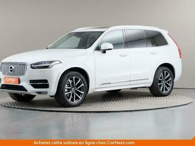 occasion Volvo XC90 D5 AWD 235 ch Geartronic 7pl, Inscription Luxe