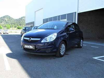 occasion Opel Corsa - 1.0 Sélection 3 portes - Bleu Laqué