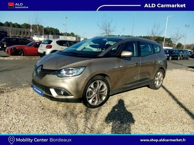 occasion Renault Scénic Grand 1.5 dCi 110ch Energy Business EDC 7 places