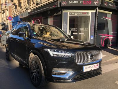 occasion Volvo XC90 T8 Tw 303+87 ch 7pl Inscription Luxe