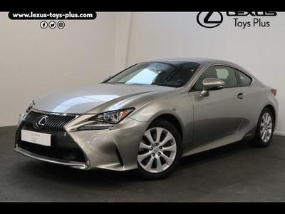 occasion Lexus RC F 300h Luxe