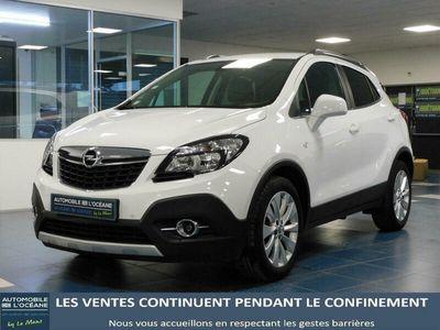 occasion Opel Mokka 1.6 CDTI - 136 ch FAP 4x2 ecoFLEX Start&Stop Cosmo