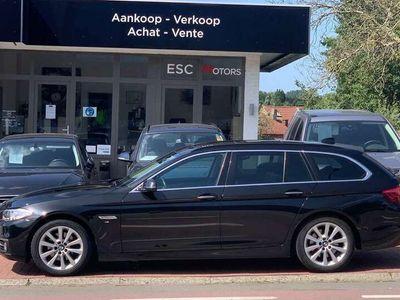 occasion BMW 520 5 * LED*TOIT PANO*GPS*KEY LESS* CAMERA*EURO 6*