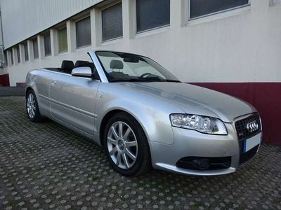 occasion Audi A4 Cabriolet 2.0 TDI 140 DPF S Line Moteur Neuf !!!