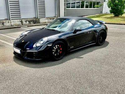 occasion Porsche 911 991.2 GTS cab PASM, PDCC, Chrono, PSE, PDLS+