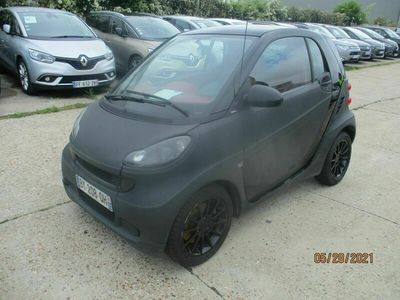occasion Smart ForTwo Coupé 71CH MHD PASSION SOFTOUCH