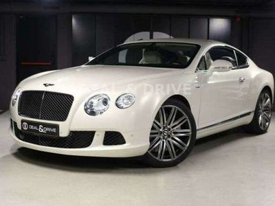 occasion Bentley Continental GT 6.0 W12 SPEED 4WDNAIMACCKAM
