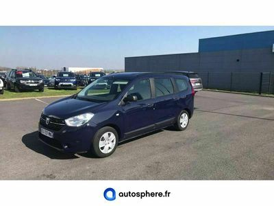 occasion Dacia Lodgy 1.6 SCe 100ch Silver Line 7 places