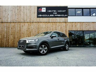 occasion Audi Q7 Quattro 3.0 V6 TDI clean diesel - 272 - BVA Tiptronic - 5pl 2015 Ambition Luxe PHASE 1 Diesel