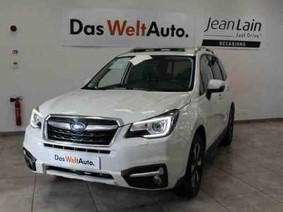 occasion Subaru Forester 2.0 150 ch Lineartronic