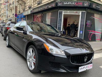 occasion Maserati Quattroporte V6 3.0 275 D A