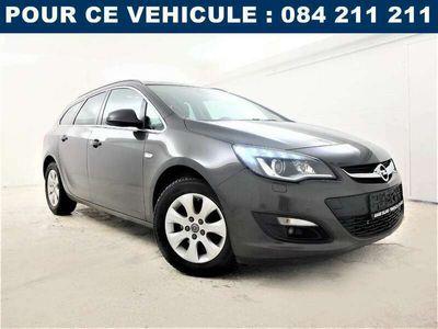 occasion Opel Astra 1.6 CDTi ecoFLEX ## gps, xenon, TO, tél