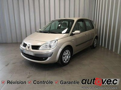 occasion Renault Scénic II 1.9 DCI 130CH FAP PRIVILEGE BVA