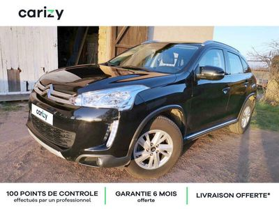 occasion Citroën C4 Aircross C4 Aircross HDi 115 S&S 4x2 Feel Edition