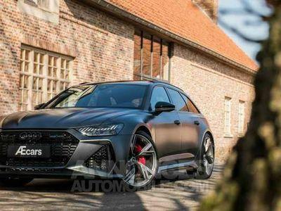 occasion Audi RS6 LASER - LIGHT UTILITY - BELGIAN - 1 OWNER