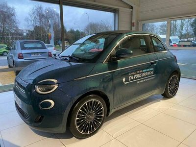 occasion Fiat 500C 500e 118 ch La prima