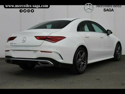 occasion Mercedes CLA180 d 116ch AMG Line 7G-DCT