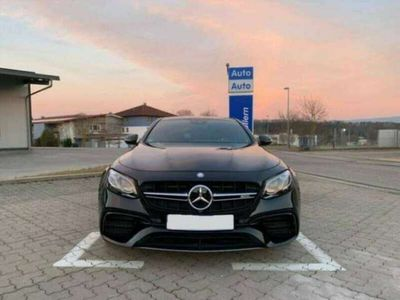 occasion Mercedes E63 AMG CLASSE (01/2016) Classe S SPEEDSHIFT MCT 4-Ma
