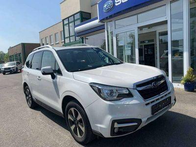 occasion Subaru Forester 2.0D Premium CVT 1.HAND AHK M&S VOLL