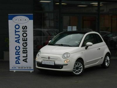 occasion Fiat 500 1.2 8v 69CV CLUB