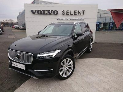 occasion Volvo XC90 T8 Twin Engine 303 + 87ch Inscription Geartronic 7 places