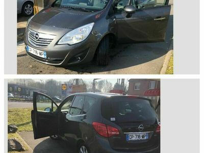 occasion Opel Meriva cosmo pack 110
