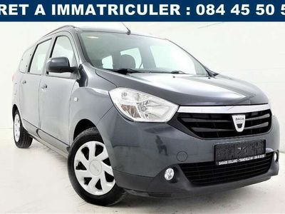 occasion Dacia Lodgy 1.5 dCi 7 places GPS # AVEC IMMAT. 7790 €
